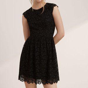 Aritzia Talula Belgravia Black Dress